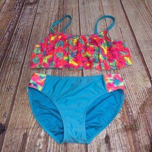 Circo 2 piece tankini swimsuit  youth 14/16